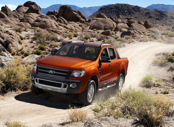 Ford Ranger 2014, xe ford ranger XLS 4x2 AT, ford ranger XLS MT, ford ranger 4x4, , Ảnh đại diện