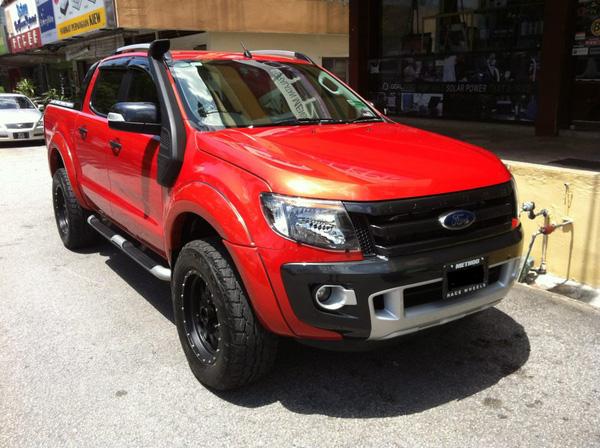 Giá xe ford ranger wildtrak 3.2L 4x4 XLT XLS 2014 nhập khẩu nguyên chiếc thái lan bán ford ranger 1 cầu 2 cầu , Ảnh đại diện