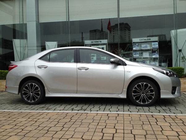 Xe Oto Toyota Altis 2014 | Autos Weblog
