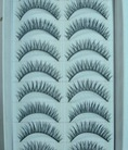 Tip Mellow Eyelashes, False eyelashes, Upper eyelashes, Half eyelashes, Under eyelashes.