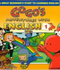 Gogo s Adventure with English 3 DVD 50k