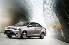 Toyota Vios số tự động 2017 thế hệ mới