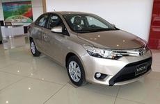 Toyota Mỹ Đình bán xeToyota Vios 1.5G, đang khuyến mại