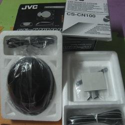 Loa cho ô tô, gắn trần, JVC, CS CN100 60W Max Music Power