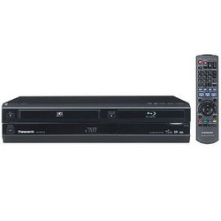 Panasonic DMP BD70V Blu ray Disc/VHS Multimedia Player