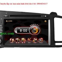 Lắp màn hình dvd cho kia k5, dvd kia, optima, dvd kia k5 được thiết kế theo xe Kia K5, OEM, như ZIN