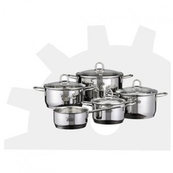 Bộ nồi ELO 5 Cookware Set Rubin.Made in GERMANY