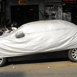 Bạt che xe ô tô phản quang, Bạt phủ xe ô tô tốt nhất Uy Tín, Rẻ, Chất Lượng tại HN
