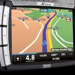 Nạp ứng dụng bản đồ dẫn đường bằng giọng nói Sygic Cho màn hình DVD trên xe