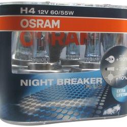 Bóng đèn ô tô Osram H4 Night Breaker Plus giá siêu rẻ chỉ có 620k