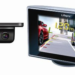 Camera và cảm biến lùi trên ô tô Lifepro L556 CS hàng chính hãng, giá rẻ nhất
