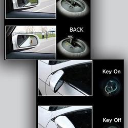 Gương điện kính điện Phụ kiện xe hơi Nội thất ô tô cao cấp
