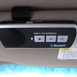 Loa Bluetooth đàm thoại trên xe hơi