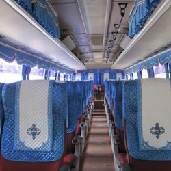 Chuyên cung cấp Áo ghế, Rèm cửa, màn cửa, Ghối tựa xe Khách
