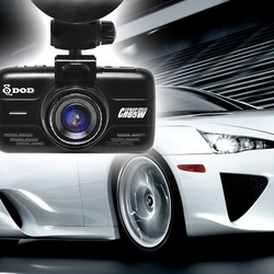 Camera hành trình Ô tô, DOD CR65W quản lý hành trình thông tin xe, tặng thẻ nhớ 8G