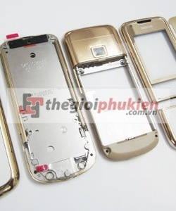 Vỏ Nokia 8800 Gold Arte Original Full Housing