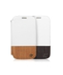 Bao da GALAXY S3 Hàn QuốcOak Wood block diary collection