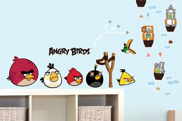 APS 61001  Angry Brids