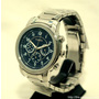 YK11023 - Timex Chronograph Blue Dial All Stainless Steel mua sắm online