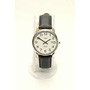 YK11030 - Timex Dress Watch White Dial Black Leather Strap mua sắm online