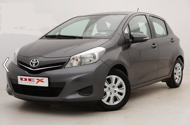 b n toyota yaris 2013 model m i h ng nh p t ch u u gi c nh tranh nh t gi h. Black Bedroom Furniture Sets. Home Design Ideas