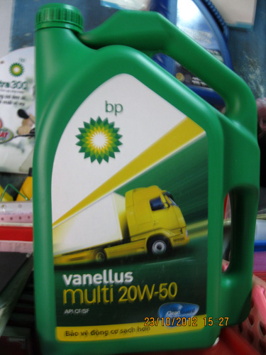 Chuyên cung cấp các loại dầu nhớt,mỡ bò,dầu ben,dầu thắng,dầu nhờn...sỉ và lẻ trên toàn quốc Ảnh số 27341633