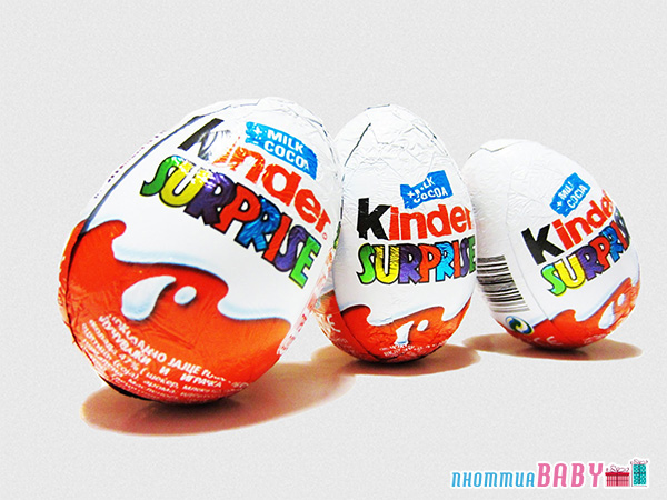 Kẹo Chocolate trứng Kinder Surprise made in Germany Ảnh số 29967233