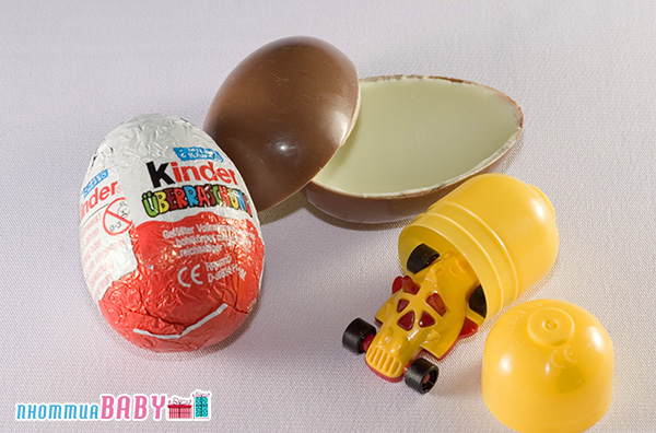 Kẹo Chocolate trứng Kinder Surprise made in Germany Ảnh số 29967240