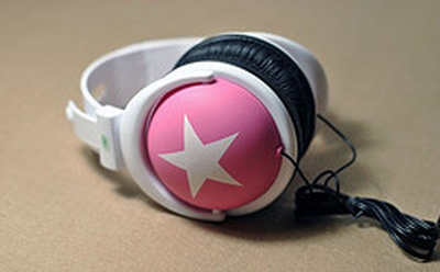 Mixstyle headphone