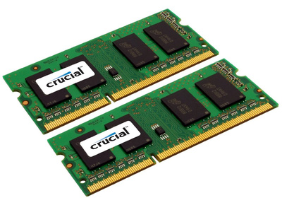 Crucial 16GB Kit 8GBx2 DDR3 1600 MHz PC3 12800