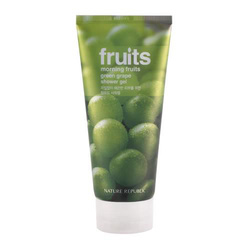 Ảnh số 30: Morning fruits shower gel - Green grape- 180ml - Giá: 110.000