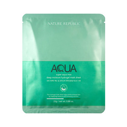 Ảnh số 45: Super aqua max combination watery mask sheet - Giá: 25.000