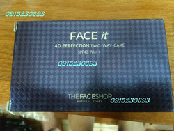 Ảnh số 41: Face it 4D perfection two way cake SPF PA++ - Giá: 300.000