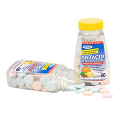 Ảnh số 2: Assured Antacid with Calcium - Giá: 160.000