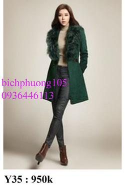 Ảnh số 35: Áo khoác đông bichphuong105 - Giá: 950.000