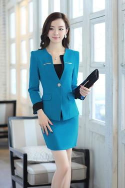 Ảnh số 61: Bộ vest công sở nữ - Giá: 520.000