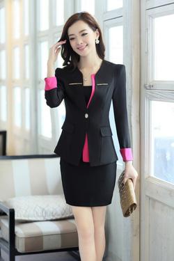 Ảnh số 62: Bộ vest công sở nữ - Giá: 520.000