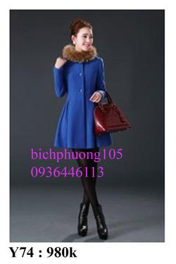 Ảnh số 74: Áo khoác đông bichphuong105 - Giá: 980.000