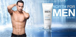 Ảnh số 3: North for men active fairnees face wash - Giá: 130.000