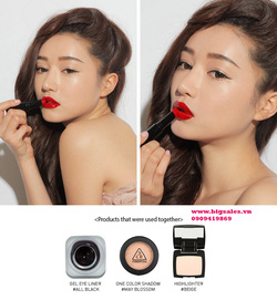 Ảnh số 9: Son 3CE creamy lip coulour #01 pick me up - Giá: 345.000