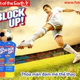 Kem chống nắng thể thao Block Up Sport