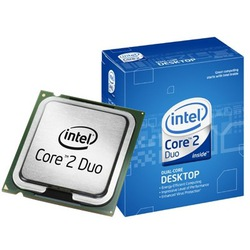 INTEL Core 2 Duo E7500 box