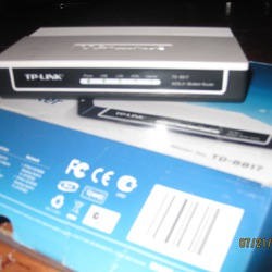 Bán TP LINK Adsl2 Usb Modem router new100%