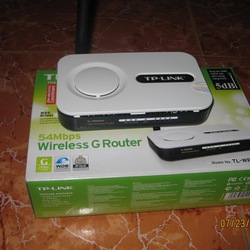 Bán Wireless TP Link TL WR340G