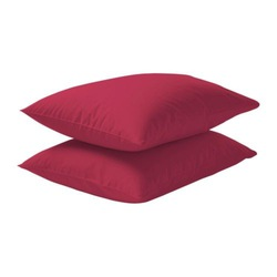 DVALA Pillowcase red ,vỏ gối