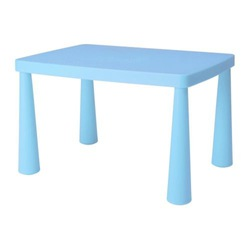 Bàn trẻ em MAMMUT Children's table, light blue