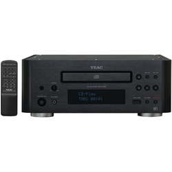 Đầu CD Teac CD H750B CD Player Black