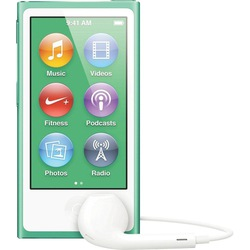 Apple iPod nano 16GB 7th Generation NEWEST MODEL
