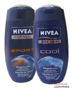 Sữa tắm Nivea For men