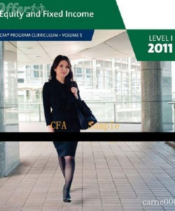 CFA 2011 Level I Video Training Complete. Giá trọn bộ 180K Free Shipping